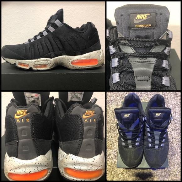 lowest price 8b5f6 c3600 Nike Air Max 95 EM Honolulu City Pack - M9.5. M 5bcd401e2e1478b0f3ab0f21